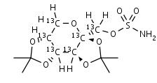 Topiramate-13C6 - Product number:130782
